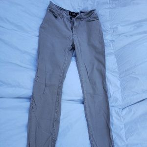 Hollister High rise super skinny. Size 3R